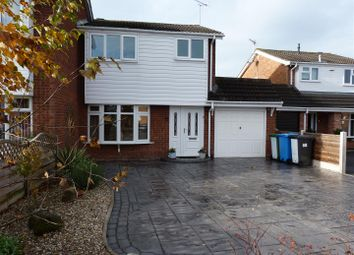 Thumbnail 3 bed semi-detached house for sale in Greville Close, Penkridge, Stafford