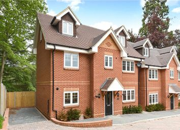 Thumbnail 5 bed detached house for sale in Prior End, Camberley