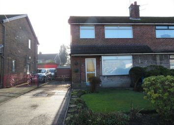 Thumbnail 3 bedroom semi-detached house for sale in Penryn Avenue, Royton, Oldham
