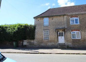 Thumbnail 2 bed semi-detached house to rent in Kington St. Michael, Chippenham