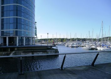 Thumbnail 1 bed flat to rent in Chatham Quays, Dock Head Road, St. Marys Island, Chatham