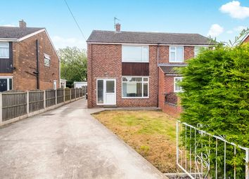 Thumbnail 2 bed semi-detached house to rent in Greenland Close, North Anston, Sheffield