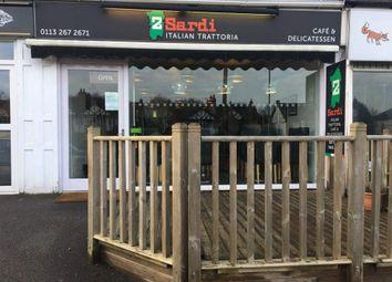 Thumbnail Restaurant/cafe for sale in Leeds LS16, UK
