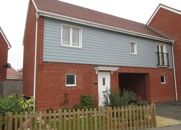 Thumbnail 2 bed end terrace house for sale in Wood Hill Way, Felpham, Bognor Regis, West Sussex