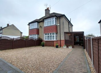 Thumbnail 2 bedroom semi-detached house for sale in Northumberland Avenue, Reading, Berkshire