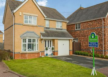 Thumbnail 4 bed detached house for sale in Middleton Close, Eaglescliffe, Stockton-On-Tees