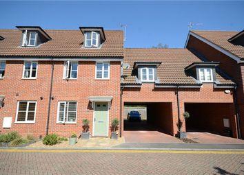 Thumbnail 4 bed terraced house for sale in Wayside, Winnersh, Wokingham