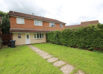 Thumbnail 2 bed end terrace house for sale in James Close, Pewsham, Chippenham