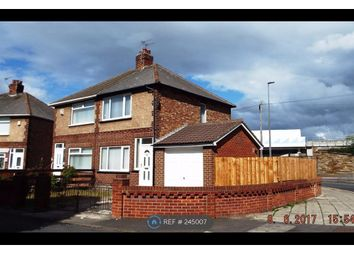 Thumbnail 3 bed semi-detached house to rent in Powlett Road, Hartlepool