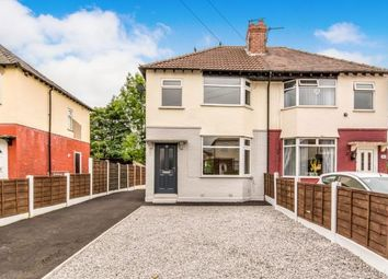 Thumbnail 2 bedroom semi-detached house for sale in Sandileigh Avenue, Brinnington, Stockport, Cheshire