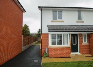 Thumbnail 3 bedroom semi-detached house for sale in Deepdale Gardens, Breightmet, Bolton Watch The Video Tour