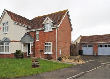 Thumbnail 4 bed detached house for sale in Monmouth Farm Close, Pawlett