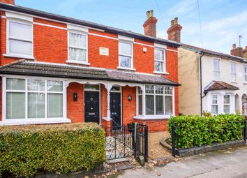 Thumbnail 3 bed semi-detached house for sale in Stepgates, Chertsey