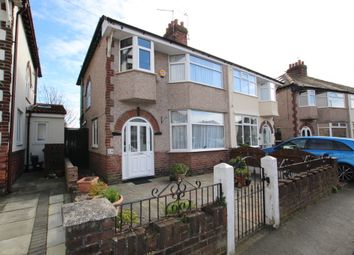 Thumbnail 3 bed semi-detached house for sale in Somerset Road, Waterloo, Liverpool