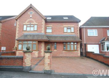 Thumbnail 6 bed detached house for sale in Dudley Street, West Bromwich, West Midlands