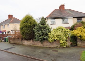 Thumbnail 3 bed semi-detached house for sale in Genge Avenue, Lanesfield, Wolverhampton