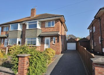 Thumbnail 3 bed semi-detached house for sale in Grange Mount, West Kirby, Wirral