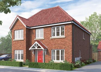 "Thumbnail 4 bed detached house for sale in ""The Tetbury"" at Northgate Lodge, Skinner Lane, Pontefract"