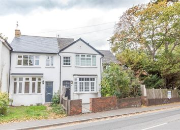 Thumbnail 2 bed terraced house for sale in Waltham Road, Twyford, Reading