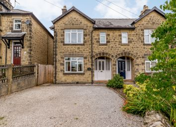 Thumbnail 3 bed semi-detached house for sale in Eversleigh Rise, Matlock