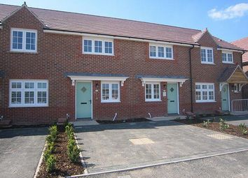 Thumbnail 2 bed semi-detached house to rent in Hurdman Road, Worcester