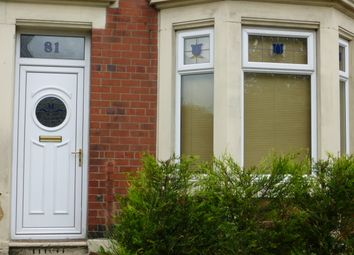 Thumbnail 1 bed flat to rent in Ravensworth Road, Dunston, Gateshead