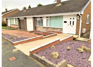 Thumbnail 3 bed bungalow for sale in Ffordd Cynan, Borras