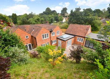 Thumbnail 6 bed detached house for sale in Frensham Road, Lower Bourne, Farnham