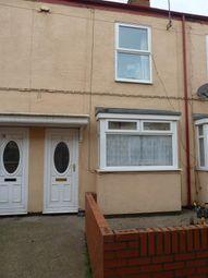 Thumbnail 2 bedroom terraced house to rent in Crofton Avenue, Egton Street, Hull