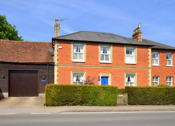 Thumbnail 4 bedroom detached house for sale in The Street, West Clandon, Guildford