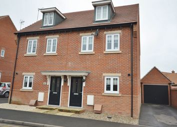 Thumbnail 3 bed semi-detached house for sale in Sir Frank Williams Avenue, Didcot