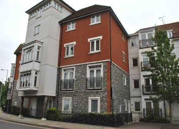 Thumbnail 1 bed flat to rent in Old Watling Street, Canterbury