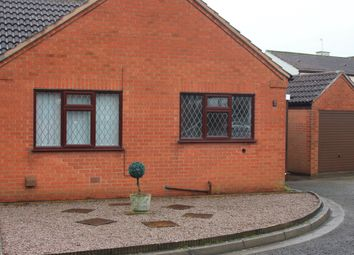 Thumbnail 2 bed semi-detached bungalow to rent in Marshall Court, Newark, New Balderton, Notts