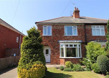Thumbnail 3 bed property for sale in Lincoln Road, North Hykeham, Lincoln