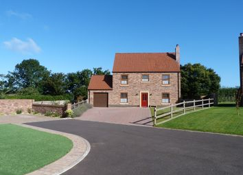 Thumbnail 4 bedroom detached house for sale in The Orchard, Sporle, King's Lynn
