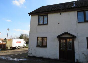 Thumbnail 3 bedroom end terrace house for sale in Smeat Street, Norwich