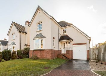 Thumbnail 4 bedroom detached house for sale in Cornhill Way, Perth