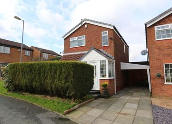 Thumbnail 3 bedroom detached house for sale in Broomfields, Denton, Manchester