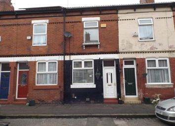 Thumbnail 2 bed terraced house for sale in Thorn Grove, Ladybarn, Manchester, Uk