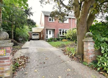 Thumbnail 3 bed semi-detached house for sale in Eastfield Road, Louth