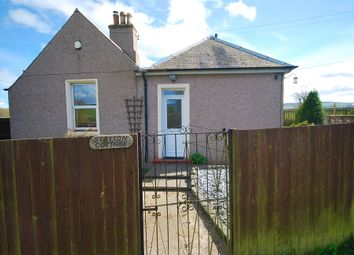 Thumbnail 2 bedroom detached bungalow for sale in Forteviot, Perth
