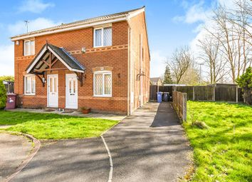 Thumbnail 3 bed semi-detached house for sale in Harewood Close, Huyton, Liverpool