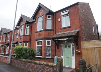 Thumbnail 3 bed semi-detached house for sale in Longford Road, Manchester