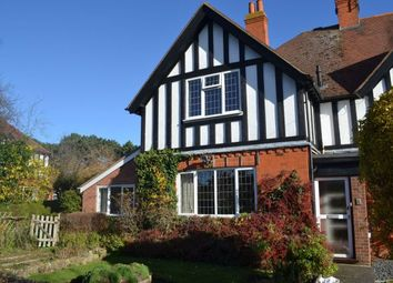 Thumbnail 4 bed semi-detached house for sale in Manfield Way, Spinney Hill, Northampton