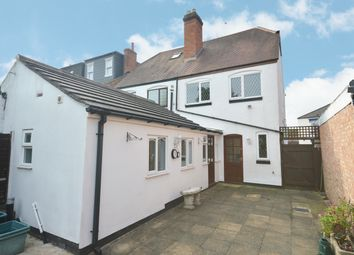 3 bed semi-detached house for sale in School Road, Shirley, Solihull B90