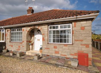 Thumbnail 2 bed semi-detached bungalow for sale in Woodland Road, Hellesdon, Norwich
