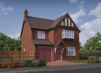 Thumbnail 3 bed detached house for sale in Field Drive, Boston