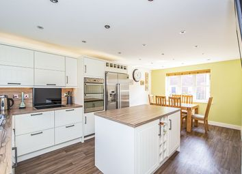 Thumbnail 4 bedroom detached house for sale in Holywell Fields, Hinckley