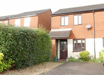 Thumbnail 2 bed end terrace house for sale in Larkrise, Cam