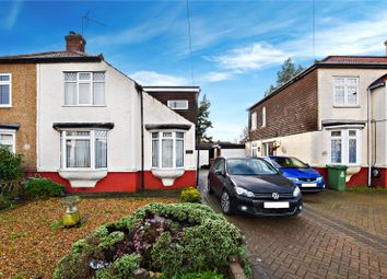 Thumbnail 3 bed semi-detached house for sale in Long Lane, Bexleyheath, Kent